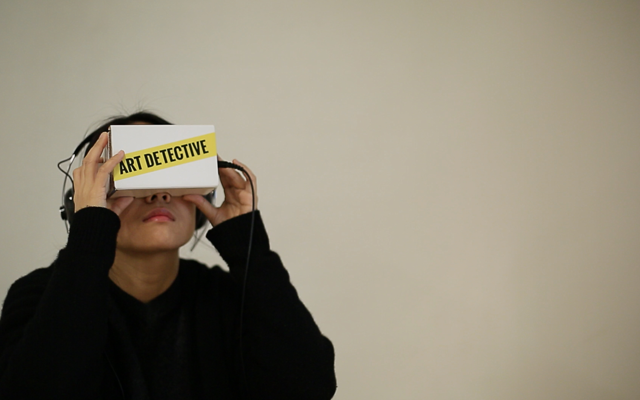 A virtual reality museum dedicated to pieces that went missing